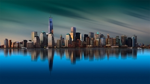 Picture of New York World Trade Center 1