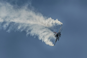 Picture of F-16 Belgian Demo Team