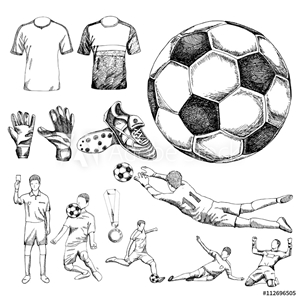 Picture of Design elements of soccer